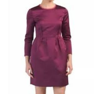 Theory Luxe Mini Dress Size 6 Holiday Party Dress